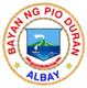 Official seal of Pio Duran
