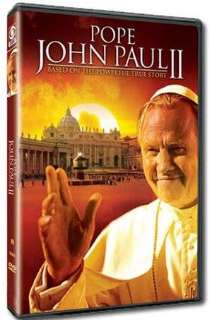 Pope John Paul II (miniseries) - Image: Pope John Paul II DVD2