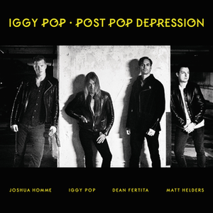 Post Pop Depression - Image: Post Pop Depression (Front Cover)