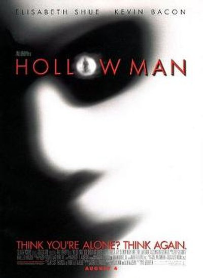 Picture of a movie: Hollow Man