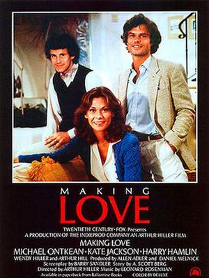 Making Love - Theatrical release poster