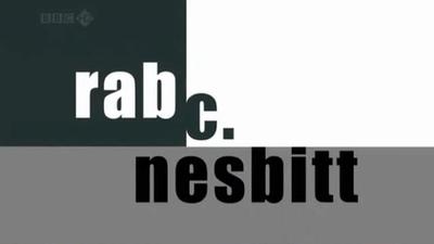 Picture of a TV show: Rab C. Nesbitt