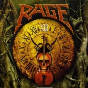 XIII (Rage album) - Image: Ragexiiicoverart