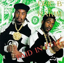 Studio Al By Eric B Rakim