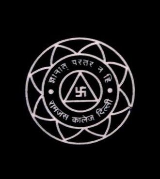 Ramjas College - Image: Ramjas College Seal