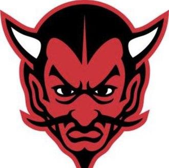 Rancocas Valley Regional High School - Image: Rancocas Valley Red Devils