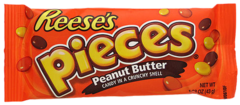 Reese's Pieces, current design