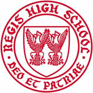Regis High School (New York City) - Image: Regis crest