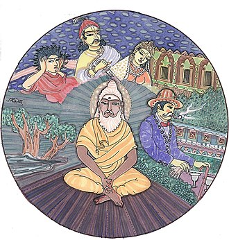 """Art of Dying (song) - A depiction of the Hindu view of reincarnation, whereby the self or soul (atman) repeatedly takes on a physical body, until moksha. The concept forms the basis of Harrison's lyrics in """"Art of Dying""""."""