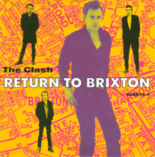 Return to Brixton by The Clash 1990 standard edition.png