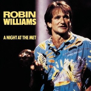 A Night at the Met - Image: Robinwilliamsmet