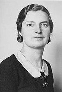 Rose Scott-Moncrieff founder of biochemical genetics