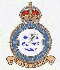 Royal Air Force No. 200 Squadron (crest).jpg