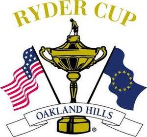 2004 Ryder Cup - Image: Ryder Cup 2004Logo