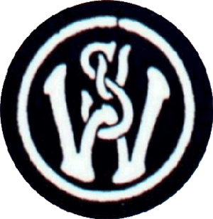 FSV Wacker 90 Nordhausen - Logo of predecessor side SV Wacker 05 Nordhausen