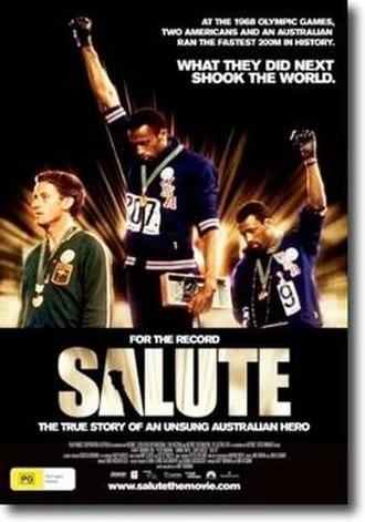 Salute (2008 film) - Image: Salute 2008