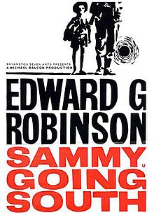 Sammy Going South - 1963 poster.jpg