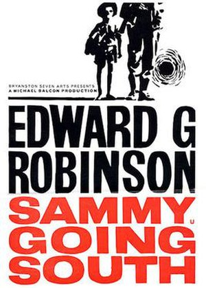 Sammy Going South - Image: Sammy Going South 1963 poster