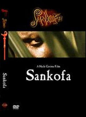 Sankofa (film) - The DVD cover