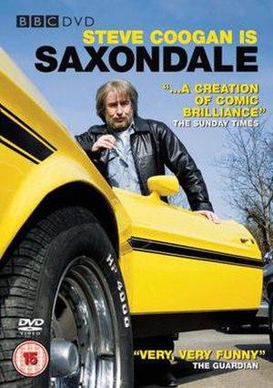 Saxondale - Image: Saxondale DVD
