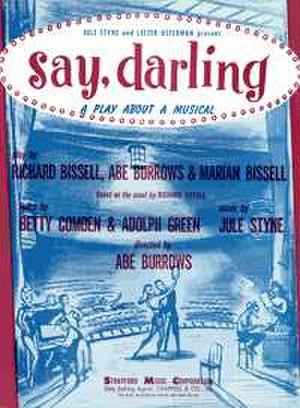 Say, Darling - Poster