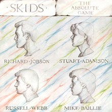 Skids - The Absolute Game LP cover.jpg