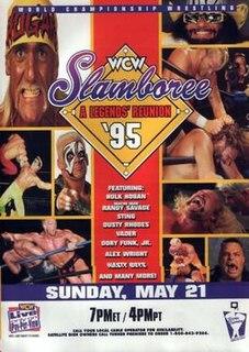Slamboree (1995) 1995 World Championship Wrestling pay-per-view event