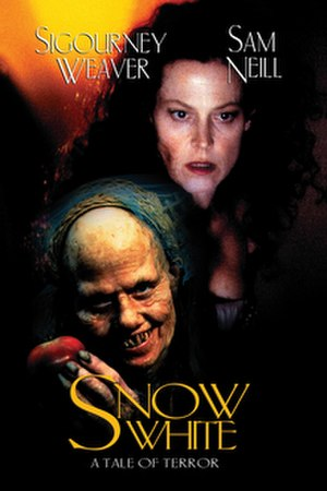 Snow White: A Tale of Terror - DVD cover for Snow White: A Tale of Terror