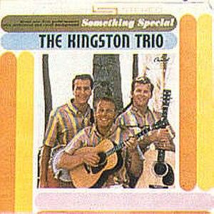 Something Special (The Kingston Trio album) - Image: Somethingspecialking stontrio