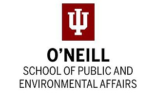 ONeill School of Public and Environmental Affairs Constituent school of Indiana University with a presence on IU Bloomington and IUPUI