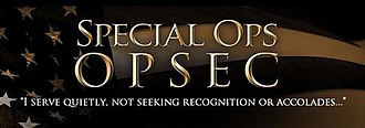 Special Operations OPSEC Education Fund - Image: Special Operations OPSEC Education Fund