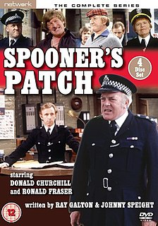 <i>Spooners Patch</i> television series