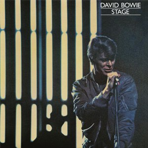 Stage (David Bowie album) - Image: Stage album cover