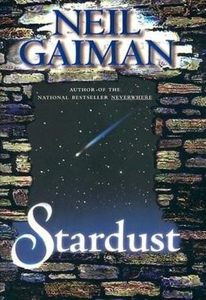 Stardust (novel) - First UK edition cover