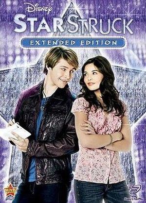 Starstruck (2010 film) - StarStruck DVD cover