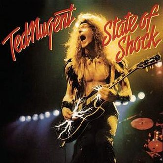 State of Shock (Ted Nugent album) - Image: State Of Shock Ted Nugentsalbum