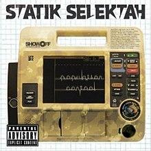 statik selektah population control album