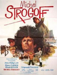 <i>Strogoff</i> 1970 European adventure film directed by Eriprando Visconti