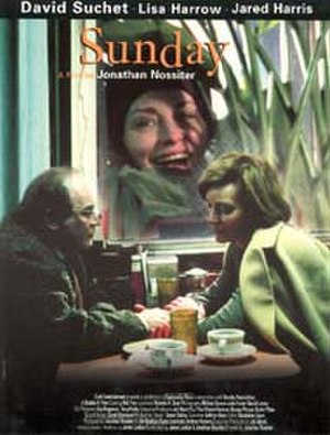 Sunday (1997 film) - Theatrical release poster
