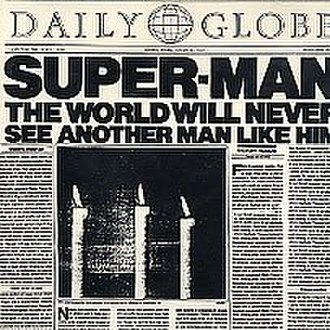 Superman's Song - Image: Superman's song promo single