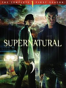 Supernatural - Season 1 (2005) TV Series poster on Ganool