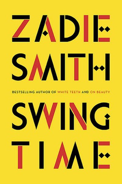 Picture of a book: Swing Time