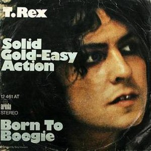 Solid Gold Easy Action - Image: T rex solid gold easy action