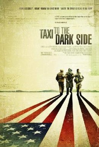 Taxi to the Dark Side - Theatrical release poster