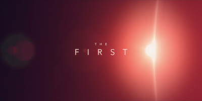 Picture of a TV show: The First