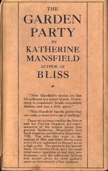 an analysis of the little governess story by katherine mansfield Such as the short story katherine mansfield is a supreme example  the little governess  analysis of katherine mansfield's contribution to.