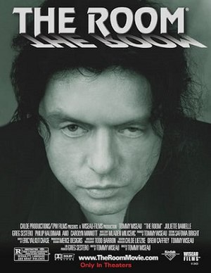 The Room (film) - US film poster