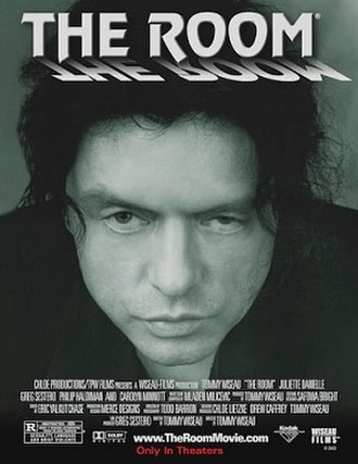 The Room (film) - Theatrical release poster