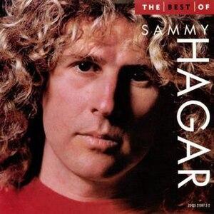 The Best of Sammy Hagar (1999 album) - Image: The Best Of Sammy Hagar 2