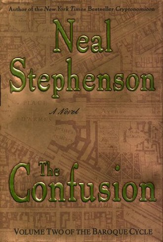 The Confusion - Image: The Confusion Stephenson